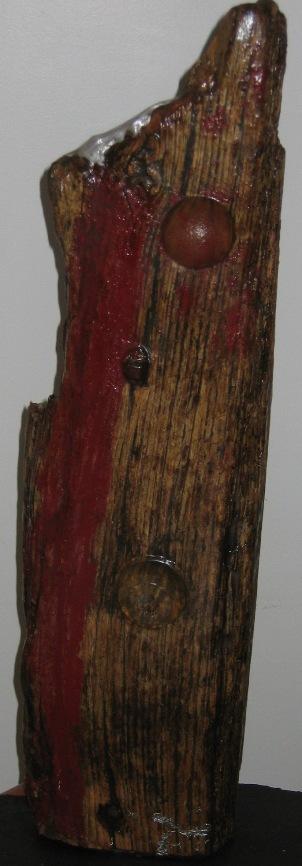 Le blog de benoit oger sculptures for Livre technique bois flotte